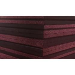 60x60 cm 6 kleuren akoestische panelen