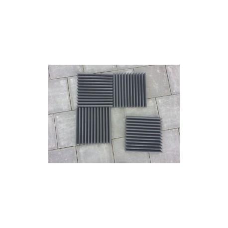 12 stuks Wedge 50x50 cm triangle